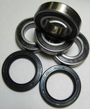Wide Open Rear Bearing and Seal Kit for Suzuki - Multiple Models