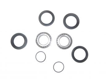 Rear Bearing & Seal Kit for Polaris 450/525 Outlaw SRA, 500 Predator (04-10) by Wide Open 25-1498