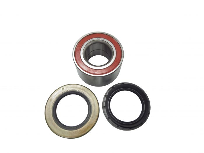 Wide Open Front Bearing and Seal Kit 25-1519 for Bombardier/Can-Am Quest 500 STD , Traxter 500 Manual , Traxter 500 Footshift , Traxter 500 4x4 Auto , Traxter 500 4x4 Auto XT , Traxter 500 Max , Traxter 500 Max XT , Traxter 500 XL , Quest 650 XT , Traxter