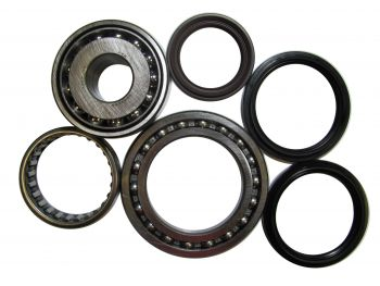 Wide Open Rear Differential Bearing and Seal Kitfor Yamaha YFM400 Kodiak 4x4 , YFM400 Grizzly IRS 2005 , 2006 , 2007 , 2008