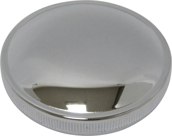CAM STYLE GAS CAP SINGLE CHROME VENTED
