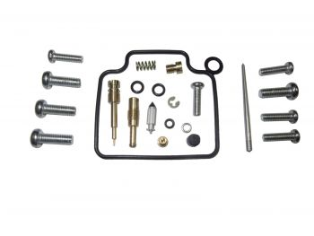 CARBURETOR REPAIR KIT 03-037 for Honda TRX400 Foreman 95-98; by Wide Open