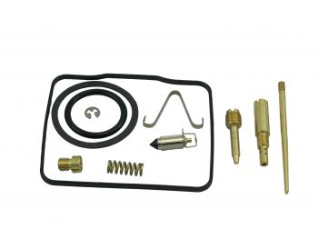 Carburetor Rebuilding Kit 03-012 for Honda ATC250R 81-82 by Wide Open