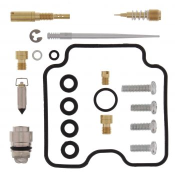 All Balls Carburetor Repair Kit 26-1365 Yamaha YFM450 Grizzly IRS/SRA; YFM45FX Wolverine 450 4x4 2007-2014