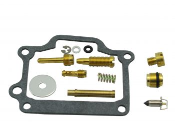 Carburetor Rebuild Kit 03-114 for Kawasaki KFX80 03-06 by Wide Open