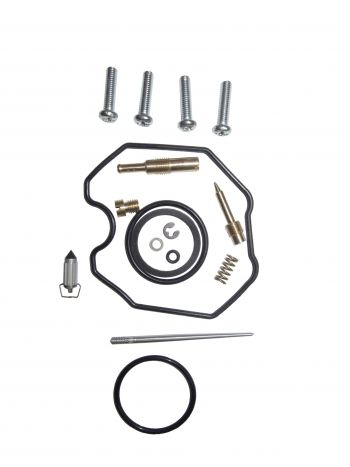 Carburetor Rebuild Kit 03-411 for Phoenix 200 05-09 by Wide Open
