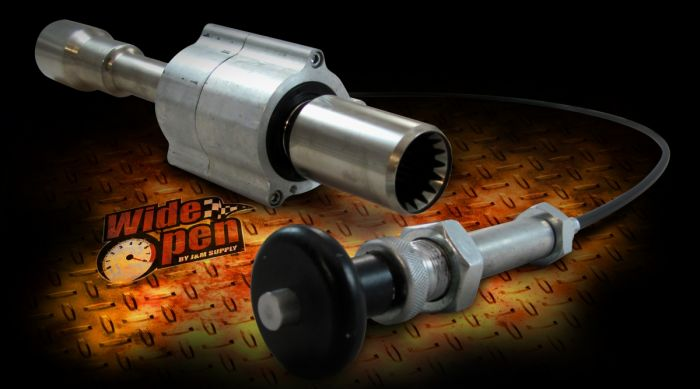 Drive Shaft Switch Out For Honda TRX350 Rancher ES By Wide Open