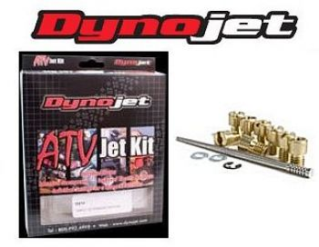Jet Kit Q118 for Honda TRX450R 06-12 by Dynojet
