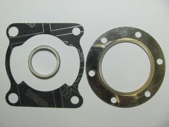 WIDE OPEN GASKET SET TOP END GT676 YAMAHA YT175 82-83