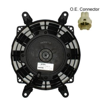 High Performance Original Replacement Fan Kit for Kawasaki KVF360 Prairie 03-12 by Universal Parts
