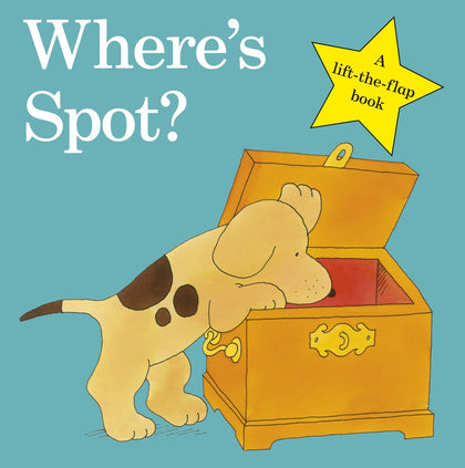 Where's Spot (Lift the Flap)