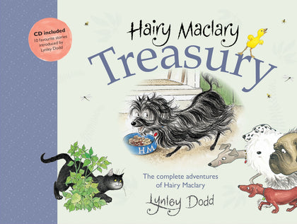 Hairy Maclary and Friends Treasury: the Complete Adventures of Hairy Maclary