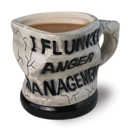 Bigmouth: Anger Management Mug