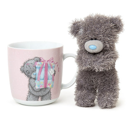 Me To You - Mug And Plush Set Happy Birthday
