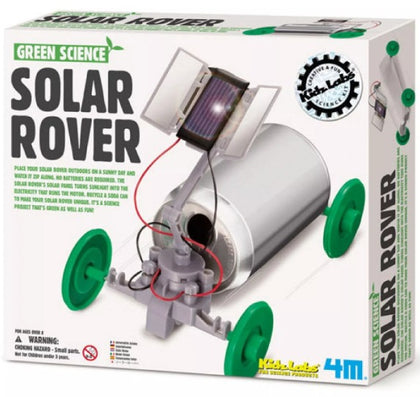 4M: Green Science Solar Rover Kit
