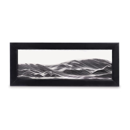 IS GIFT Sand Art - Black Frame