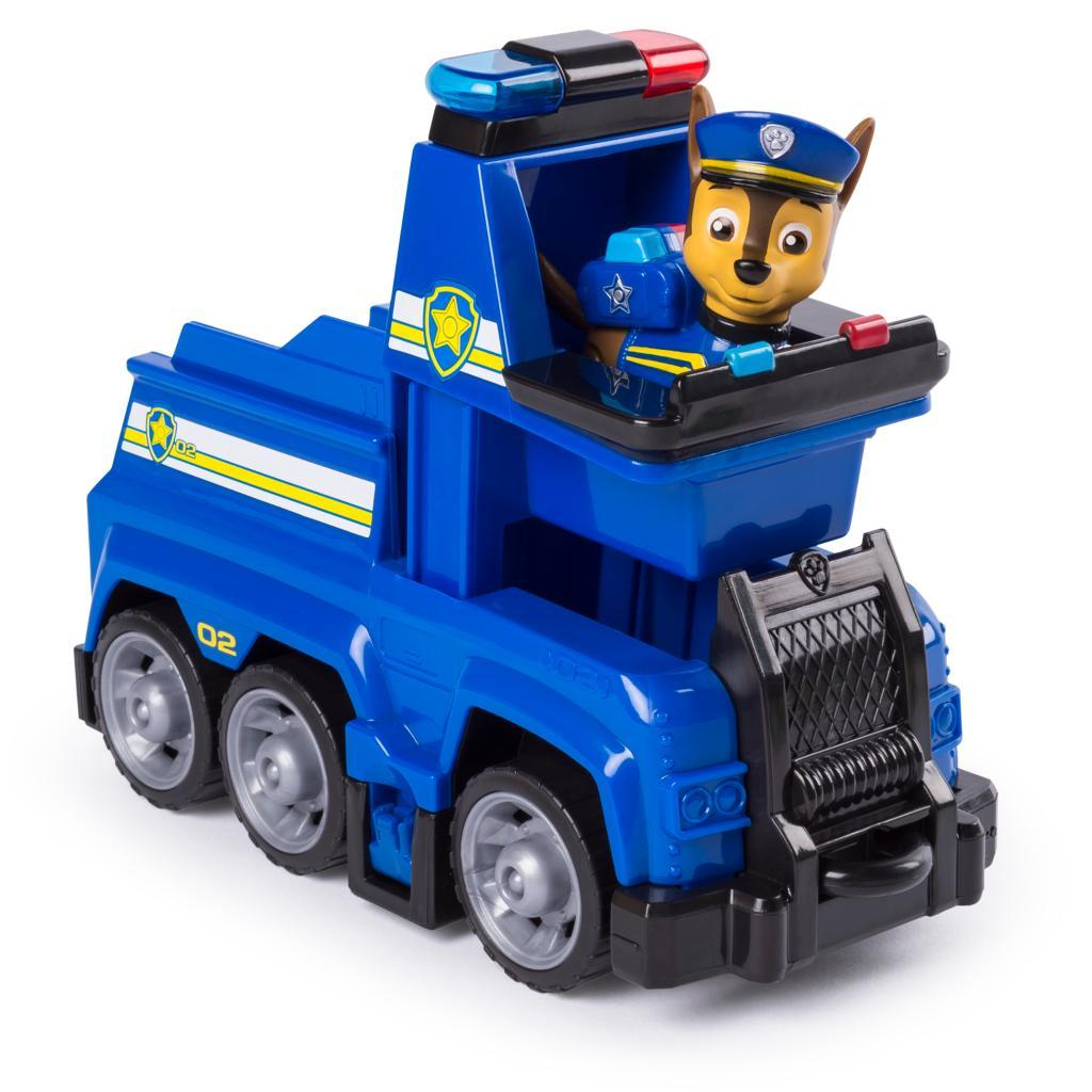 Paw Patrol: Ultimate Rescue Vehicle - Chase's Police Cruiser