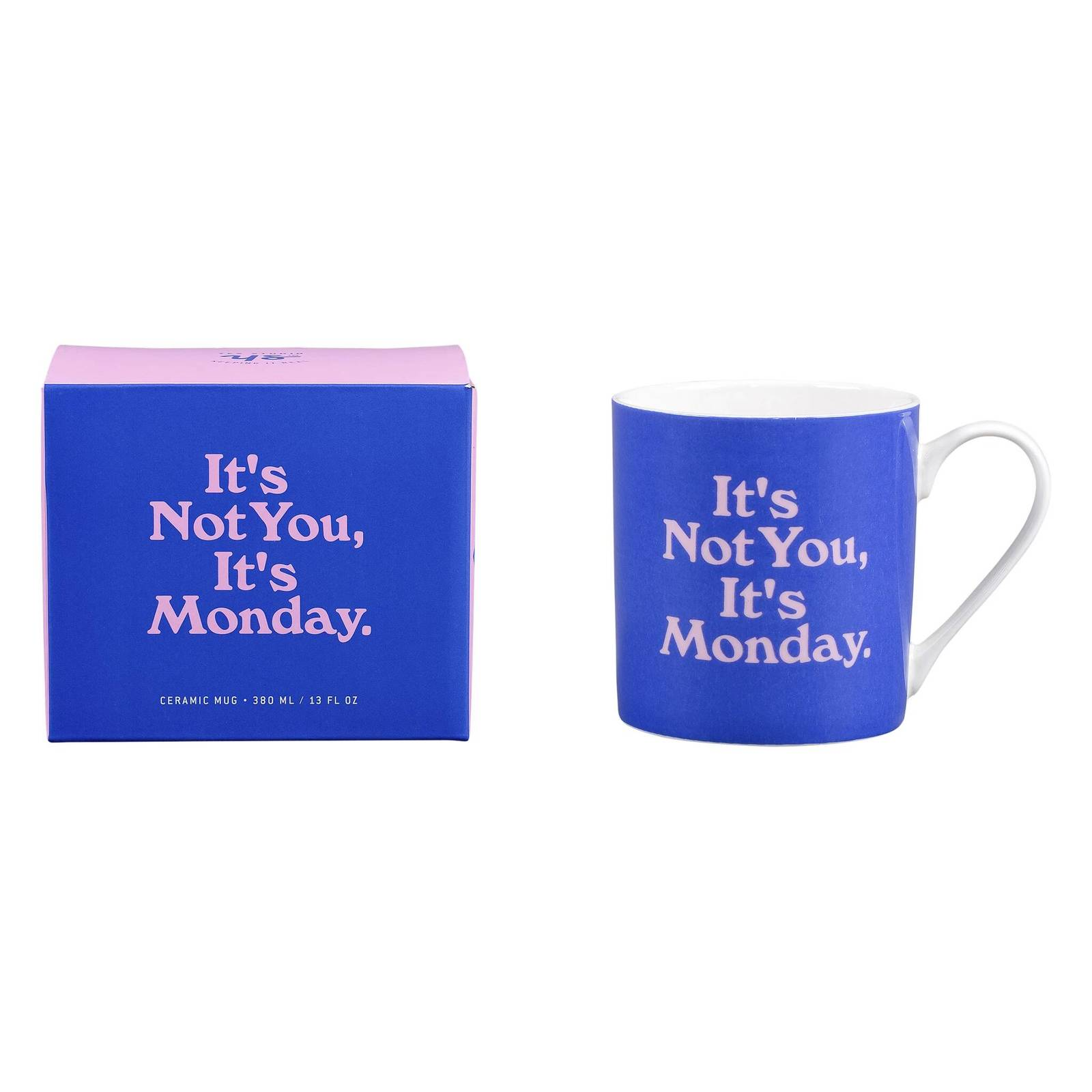 Yes Studio: Ceramic Mug - Its Not You