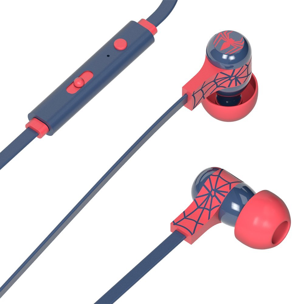 Tribe - SWING - Earphones with microphone - Spiderman