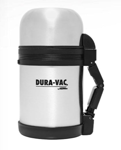 Thermos: 'Dura Vac' Stainless Steel Food Flask (800ml)