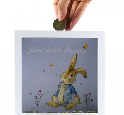 Beatrix Potter: Money Box - Good Little Bunny