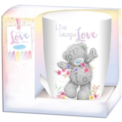 Me to You: Mug - Live Laugh Love (Boxed)