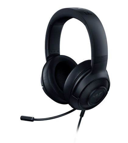 Razer Kraken X Gaming Headset (Black) - PC Games