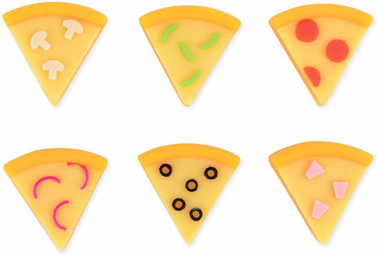 TrueZoo: Pizza Drink Charms - 6-Pack