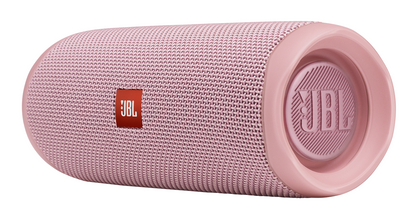 JBL: Flip 5 Portable Waterproof Speaker (Pink)