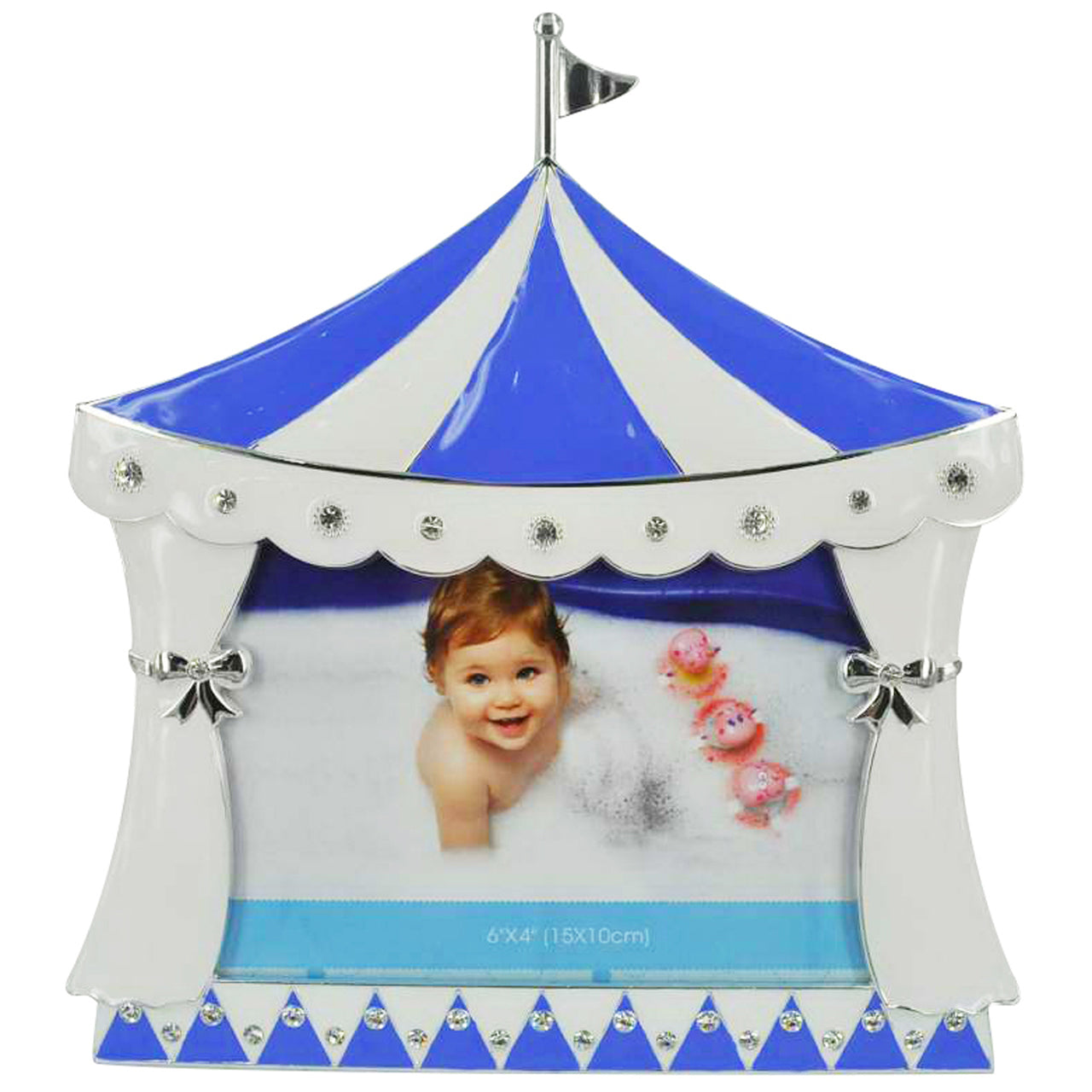 Dakota Carousel Frame - Blue