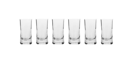 Krosno: Harmony Shot Glass - 40ml (Set of 6)