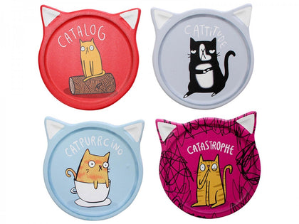 LaVida: Cat Coasters - Comic