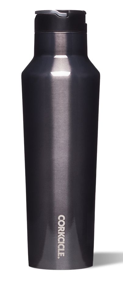 Corkcicle: Sport Canteen - Gunmetal 590ML