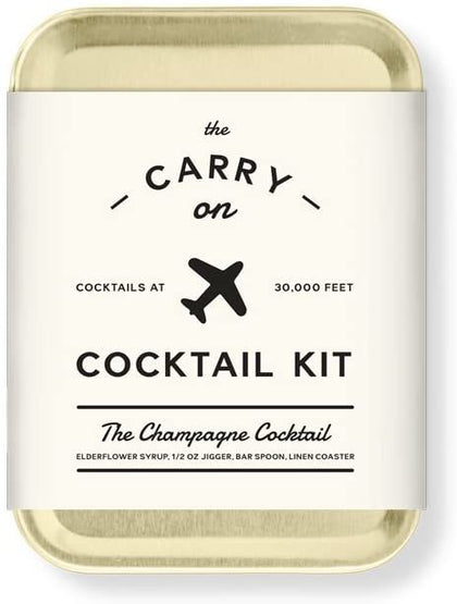 W&P: The Carry On Cocktail Kit - The Champagne Cocktail