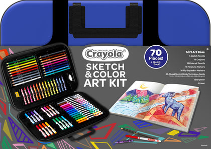 Crayola: Sketch & Color - Art Kit