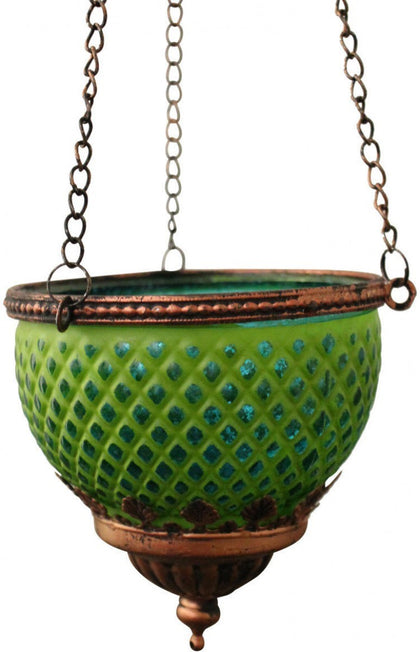LaVida: Bolla Yellow Hanging Votive