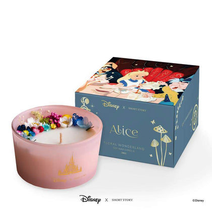 Short Story: Disney Triple Scented Soy Candle - Alice in Wonderland
