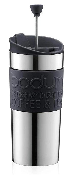 Bodum Travel Press Set - Stainless Steel