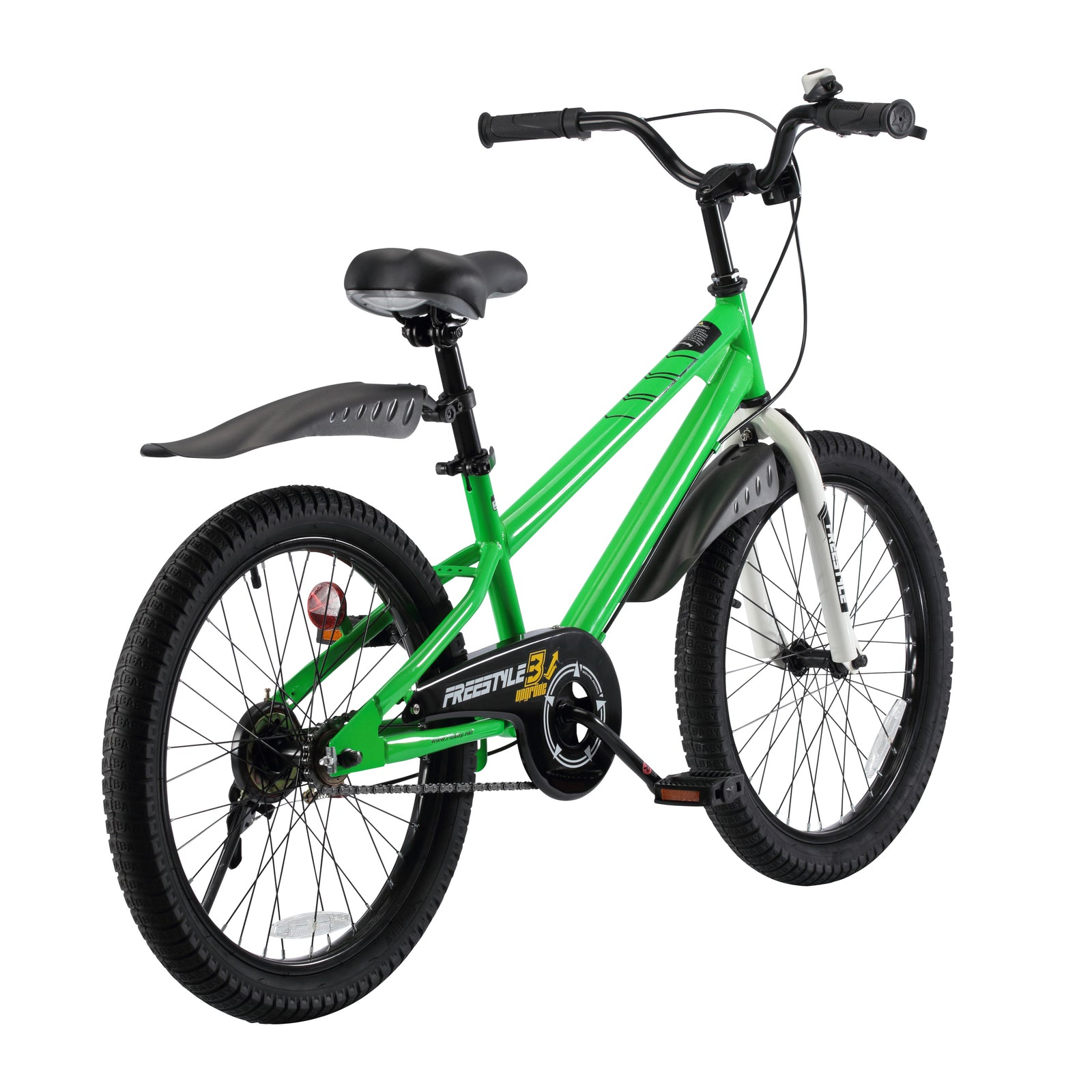 Royal Baby: BMX Freestyle - 20 Inch Bike (Green)