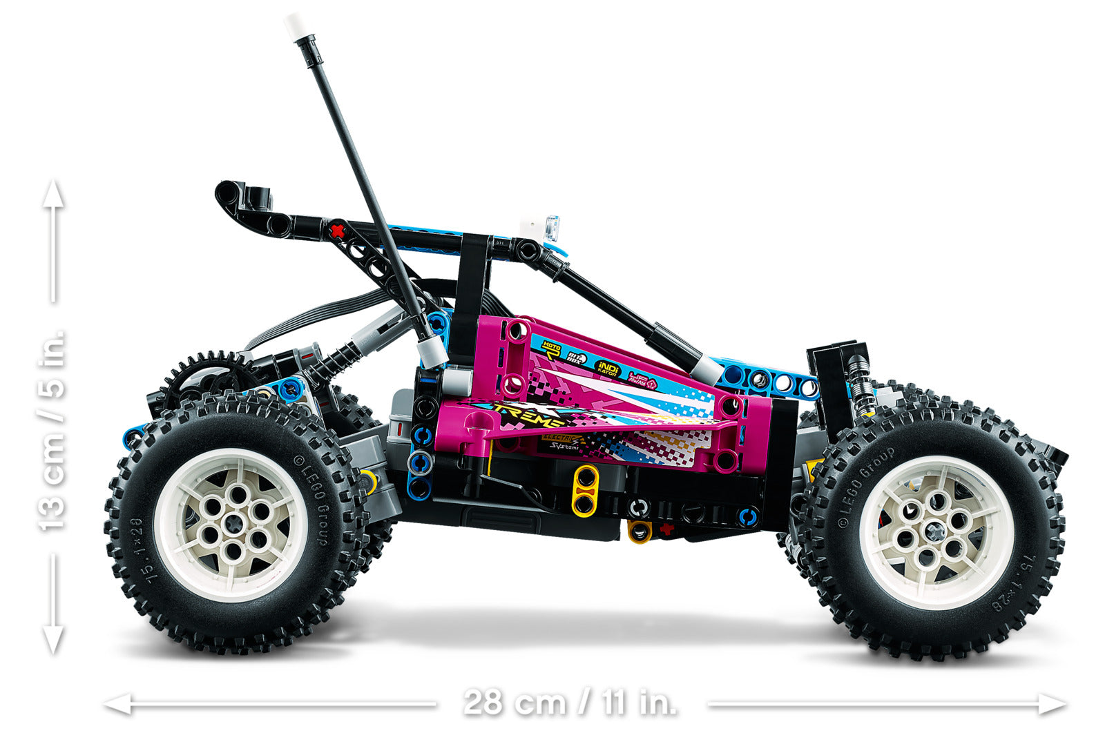 LEGO Technic: Off-Road Buggy - (42124)