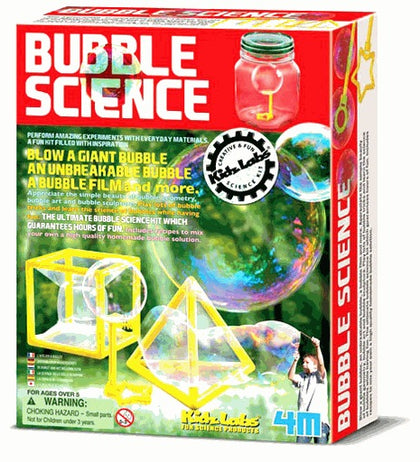 4M: Bubble Science