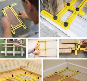 Flexi Multi-angle Ruler