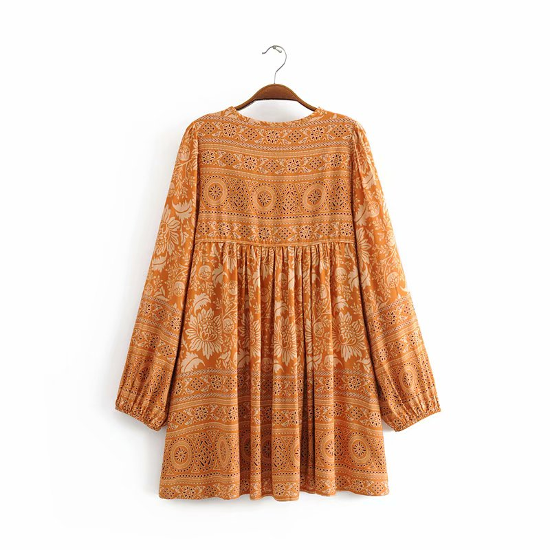 Hippie Ethnic Tunic