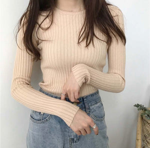 Spill the Tea Knitted Sweater