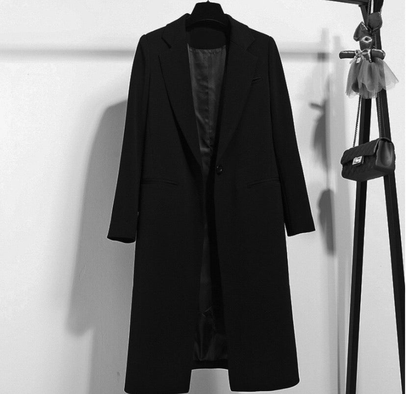 Wayfarer Long Coat