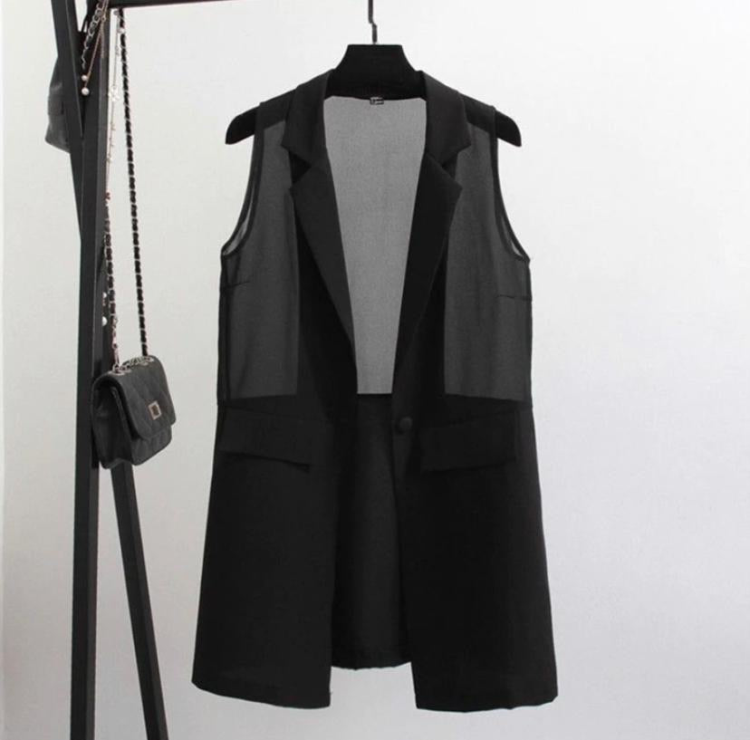 Formalities Long Blazer