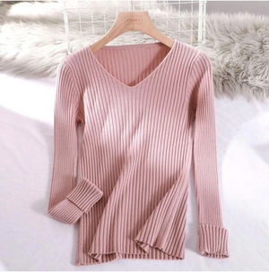 The Other Side V-Neck Sweater