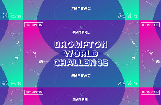 Brompton World Challenge 15-23 Aug 2020