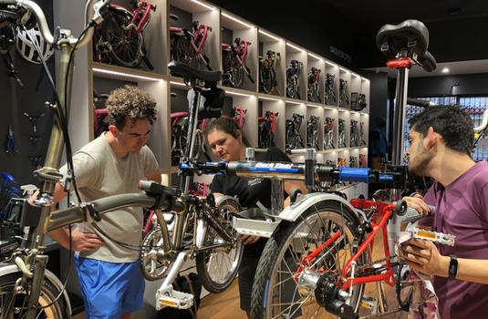 Brompton Maintenance Sessions - Are they for me?