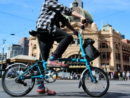 Are Brompton bikes good for cities?